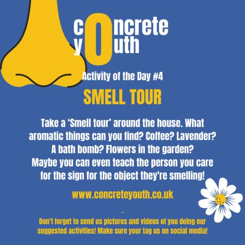 Smell Tour