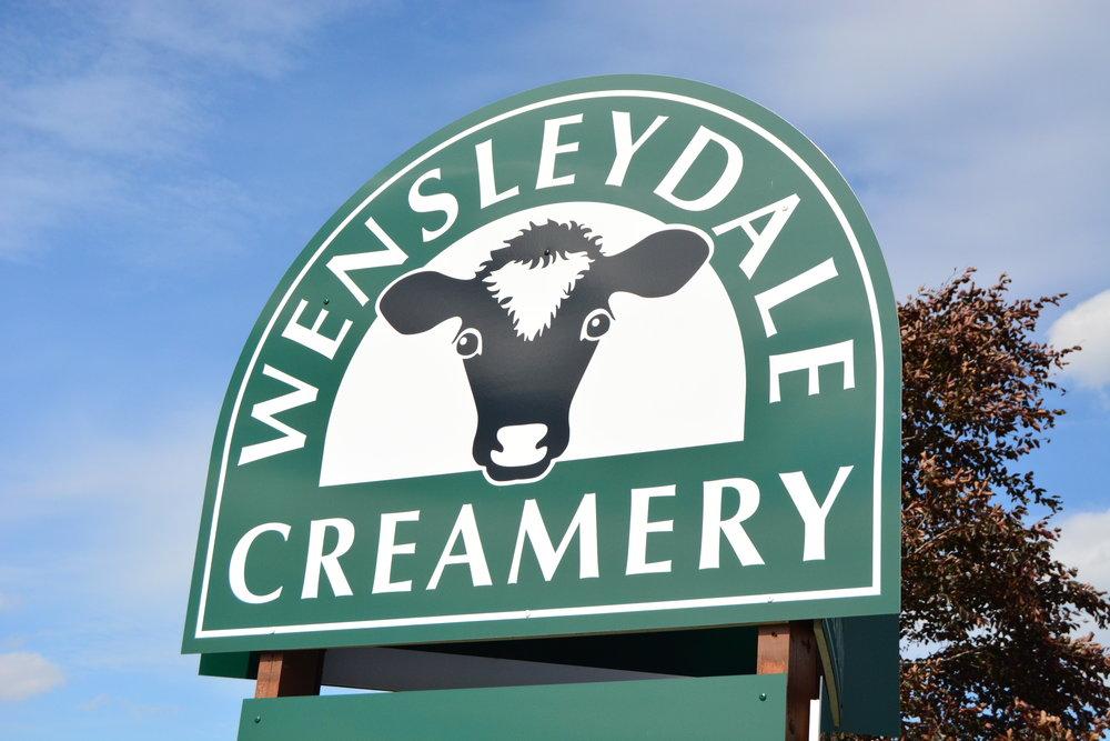 Wensleydale Factory